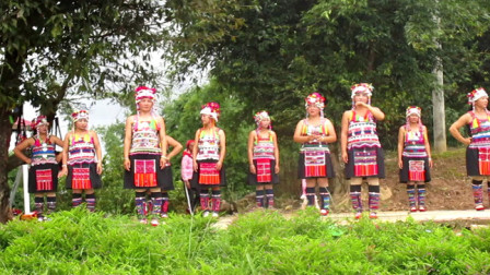 云南省西双版纳傣族自治州哈尼族舞蹈