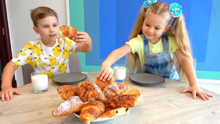 萌娃小可爱们吃东西之前没有洗手,结果闹肚子了!—萌娃:不听老人言,吃亏在眼前!