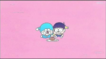 【哆啦A梦新番】哆啦A梦把最后的铜锣烧拿走