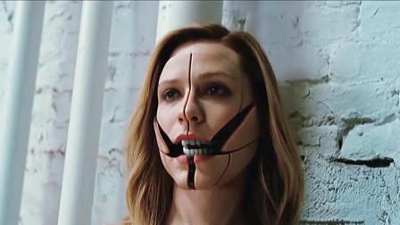 毫无瑕疵的清秀脸庞美女,却是个漂亮的机器人,能打能杀