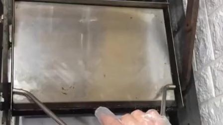 完整的鸡肉卷制作过程!一个鸡肉卷卖10块会不会贵