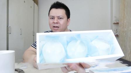 """开箱试吃""""海洋果冻"""",这包装果然有大海的感觉,味道不错!#开箱#"""