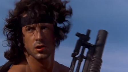 第一滴血:不愧是最强兵王,史泰龙死战苏联大兵,今天只能活一个