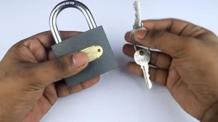 大爷花400万发明了个锁,又用百万奖励开锁人,小偷能打开就发了