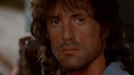 第一滴血:男子以为史泰龙是菜鸟,没打过仗,怎料他是退伍兵王!