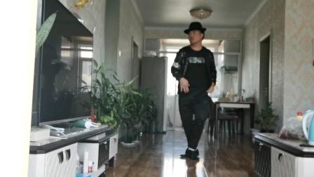 迈克尔杰克逊太空步舞蹈教学 Billie Jean1996机械舞Solo 模仿MJ
