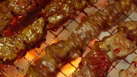没有牛肉的烧烤没灵魂,大口吃肉才是至极享受