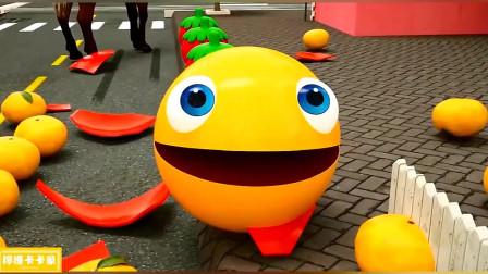 不怕酸的吃豆人竟然生吃了那么多的柠檬,佩服佩服!吃豆人游戏