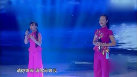 王二妮、王小妮同台对唱,姐妹都是实力唱将,一亮嗓更是神仙打架