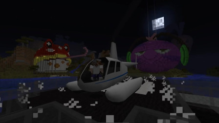 我的世界动画-模仿者-南瓜灯-散弹葡萄-Rfm VS Games
