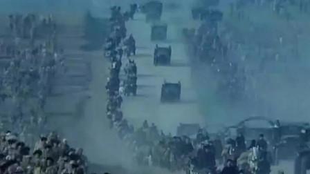 林总率领近百万东北军入关!兵锋直指平津!决战打响