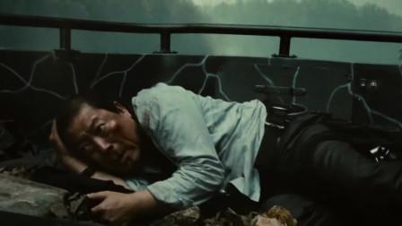 敢死队:幸运戒指果然有魔力!雨林追逐战!场面太惊险了!