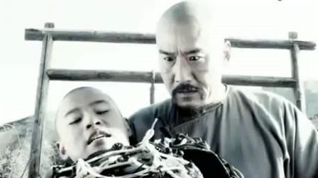 儿子练拳靠齿轮机械,直到出了状况,这才被父亲发现