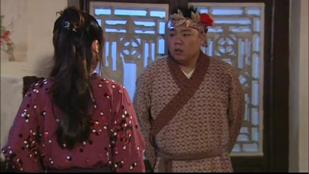 武林外传,谁说大嘴是榆木疙瘩,人家其实是披着榆木疙瘩外衣的情圣