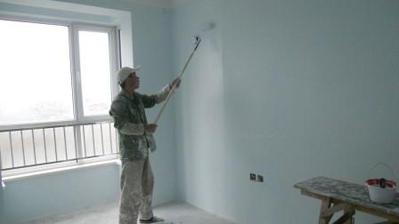 家庭装修乳胶漆应该怎么刷?到底要注意哪些细节,效果才能更好