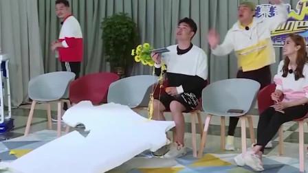 盘点综艺节目中的明星被整蛊的场面,陈赫被吓