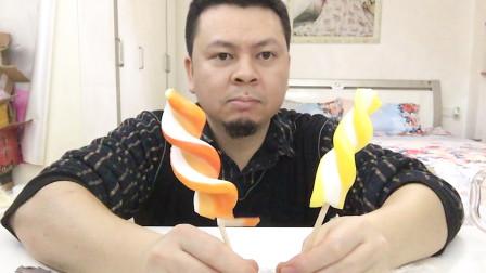 """开箱试吃""""麻花糖"""",味道很奇怪,大神吃出了木姜菜的味道!#开箱#"""