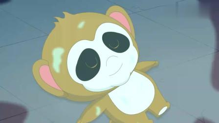 如意酷宝:小神羊到来,能把弥勒猴唤醒吗,好期待啊