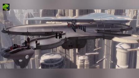 星球大战5+4,未来的太空会不会像今天的道路一样拥堵