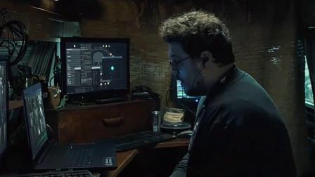 枪战猛片,狙击手把黑科技装在巴雷特上,透视穿墙狙,厉害!