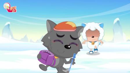 喜羊羊与灰太狼 这一刻,站在你面前的是喵咕噜 ·喜猫猫!