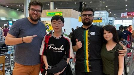 巴西战队女辅助离队,还带走入队6个月的中国男选手?.mp4