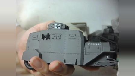 atlas E-V/4装甲车模型 闲谈