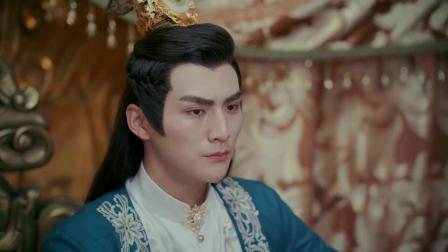太妃娘娘寿宴,丑妃和稷王合作表演舞蹈,皇上表情却充满醋意!
