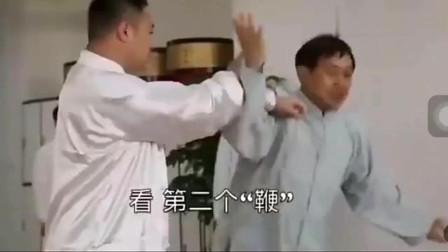 太极大师马保国,运用四两拨千斤战胜MMA冠军,不要笑憋着
