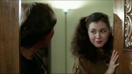 许冠杰见到美女的反应太真实,迷得斗鸡眼都出来了