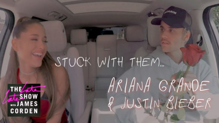 当Justin Bieber遇上Ariana Grande