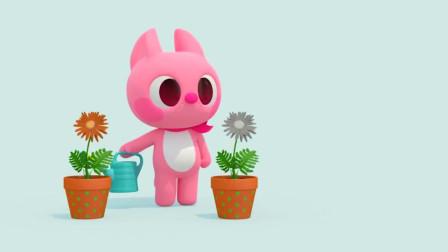 露西种的盆栽开花了 好美丽的花朵呀 迷你特工队游戏