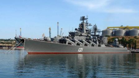 多国舰队逼近俄家门口,万吨巨兽立刻出击警告,16枚导弹进入战备