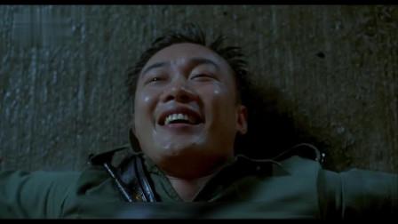 陈奕迅雨夜玩命抓逃犯,平时不运动的他,几天火力全开