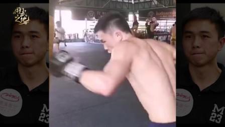 拳王徐灿的拳头你能扛得了几拳!