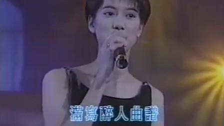 袁咏仪、张智霖夫妻合唱经典歌曲,太有默契了,没想到两人唱歌都这么好听!