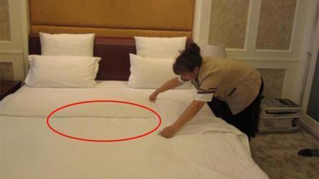 情侣在酒店住了两天一夜,退房留下一样东西,保洁阿姨泪崩了!