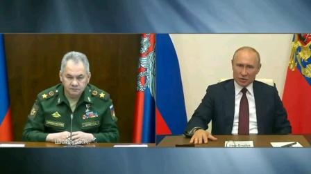 普京:疫情已过峰值 俄罗斯6月24日举行红场阅兵
