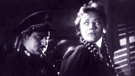 二战片《山鹰之歌》:父亲想阻止女儿参加游击队,向