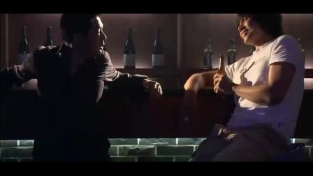 我是特种兵:小庄在酒吧买醉,不料遇上强子,竟坐着看戏
