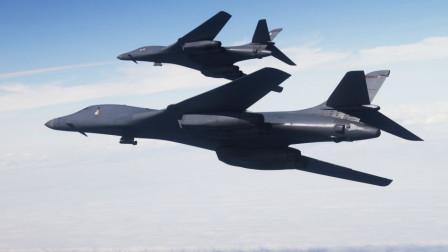 又来挑衅?派轰炸机在世界频频秀肌肉,美国野心暴露无遗