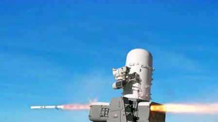 辽宁舰装备世界第一近防炮,射速11000发