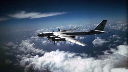世上唯一一架核动力轰炸机,可绕地球飞行80圈,没人敢将其击落