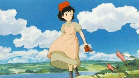 每一帧都是壁纸系列!宫崎骏动漫混剪。