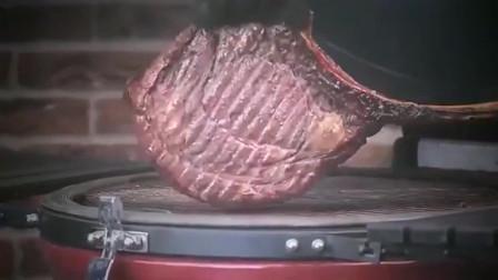 美国纽约大厨告诉你,做好战斧牛排,你还差一台机器