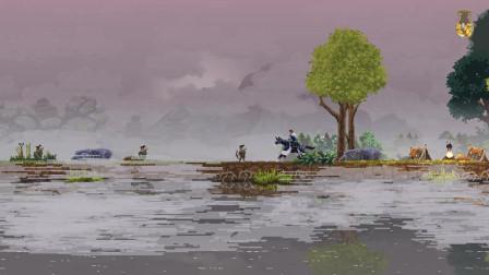 【混沌王】《王国:两位君主》瘟疫岛双金冠生存一百天世界纪录(1-9天)