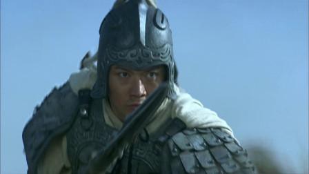 一点寒芒先到,随后枪出如龙,赵子龙之勇果然名不虚传!