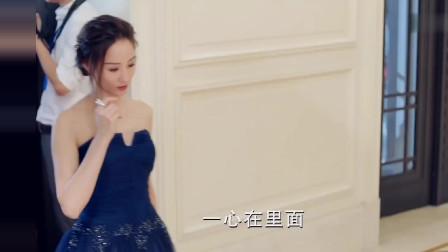 张钧甯穿着漂亮的晚礼服参加酒会,感觉很是耀眼夺目
