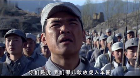 八路军追击逃跑日军,占据要地不让通过,真该把他们一起剿灭