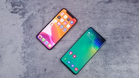 iPhoneXS对比三星S10+,这就是我不换5G的原因!